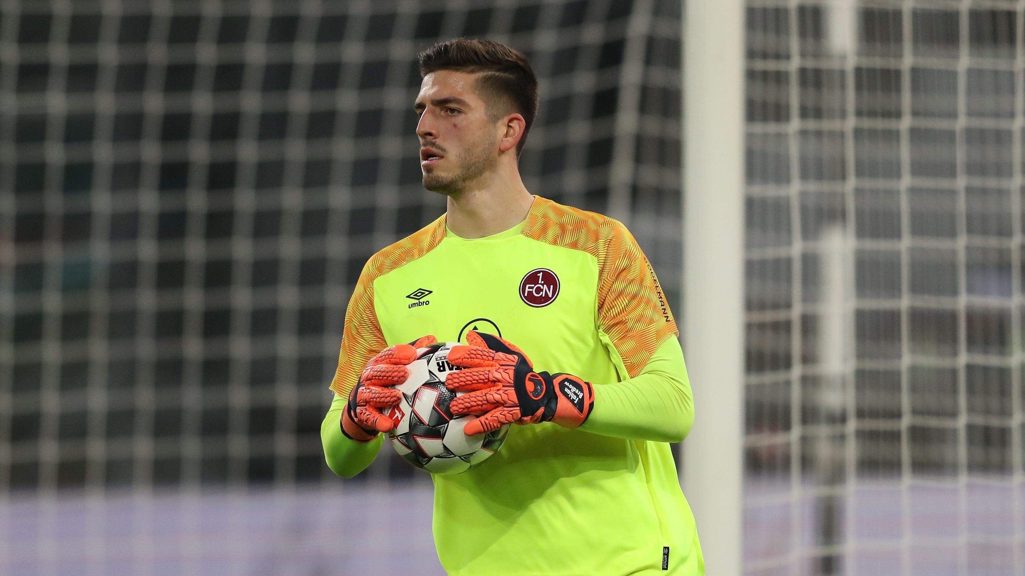 Fabian Bredlow verlässt den 1. FC Nürnberg