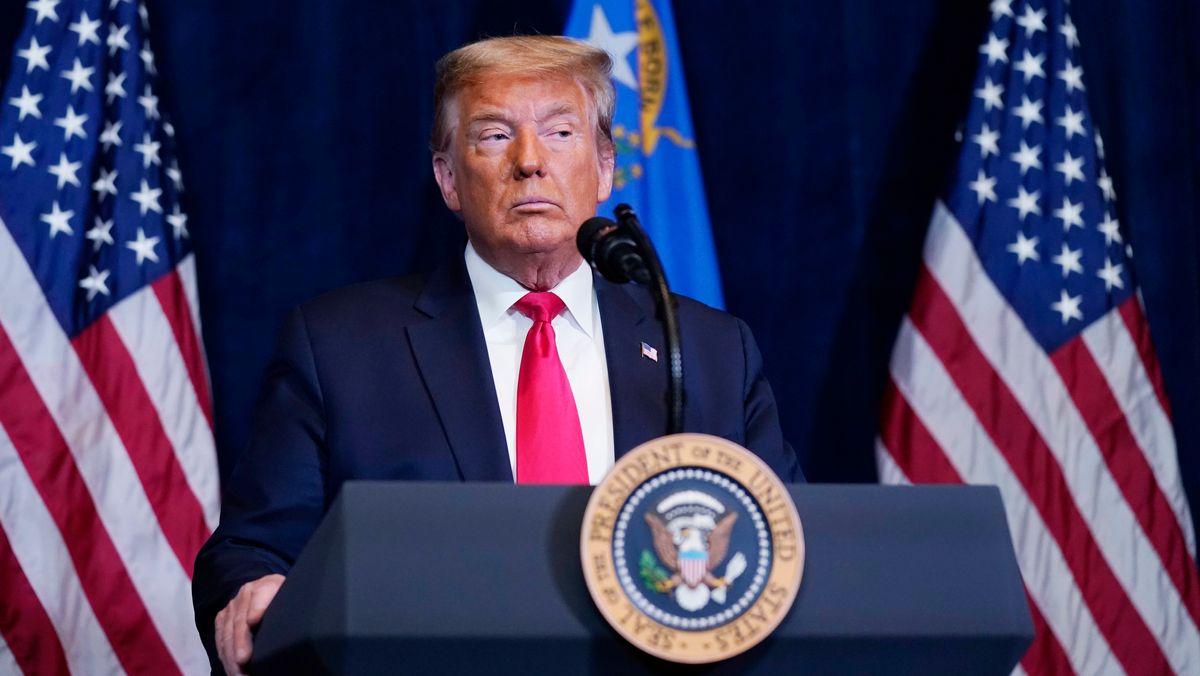 Noch US-Präsident Donald Trump