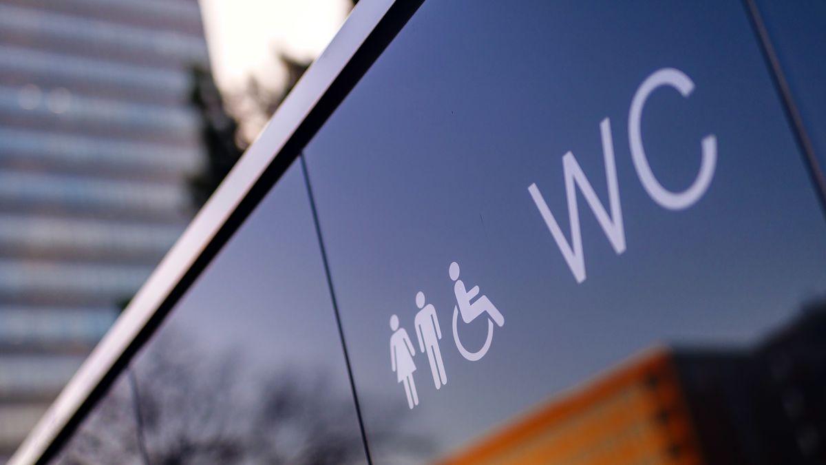 Symbolbilder für öffentliche Toiletten