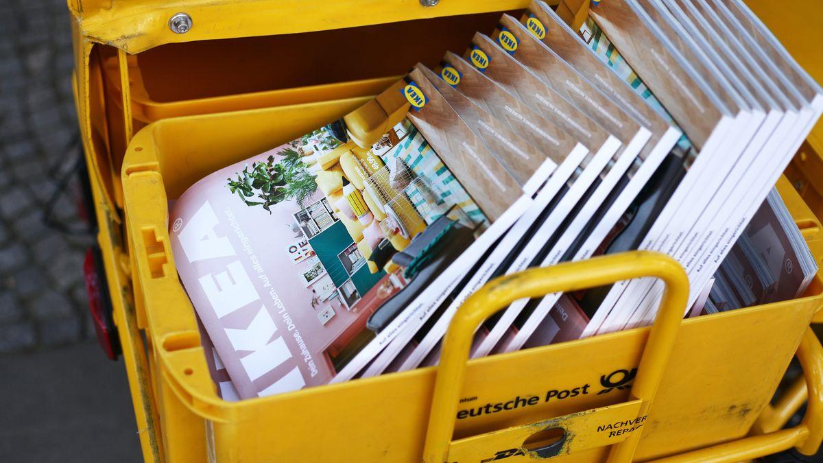 Ikea-Kataloge