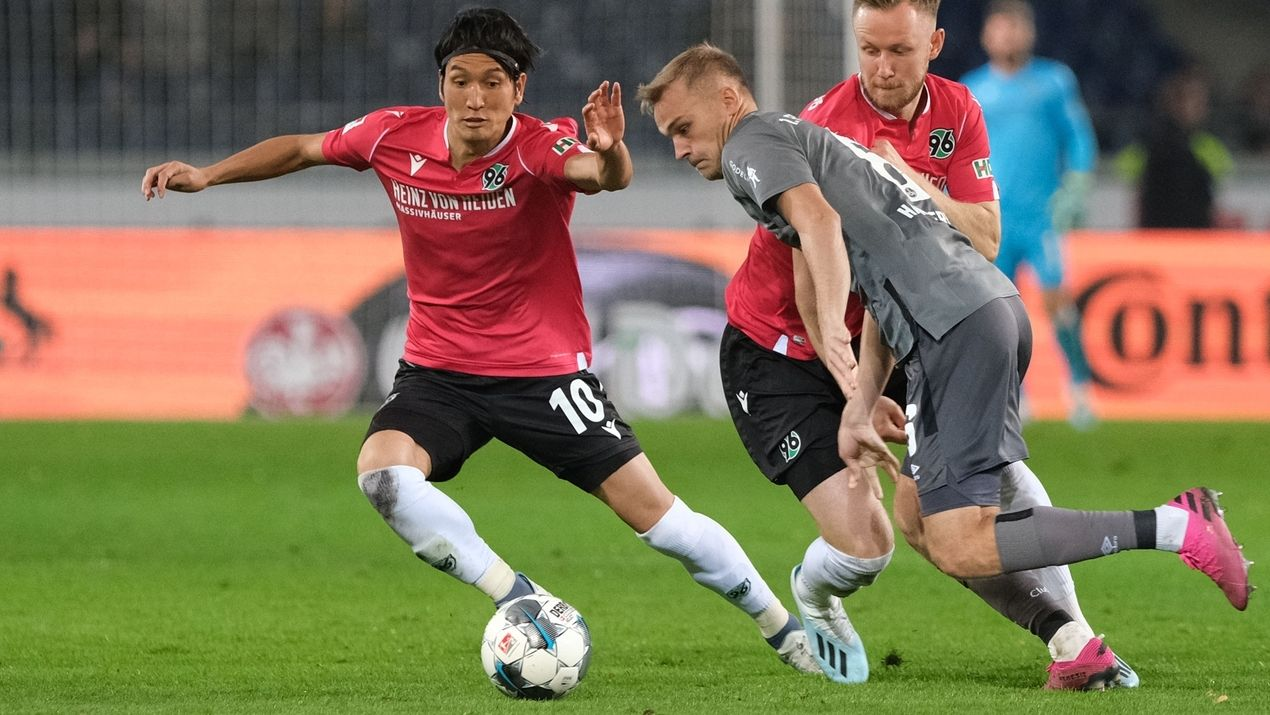 Hannover 96 - 1. FC Nürnberg