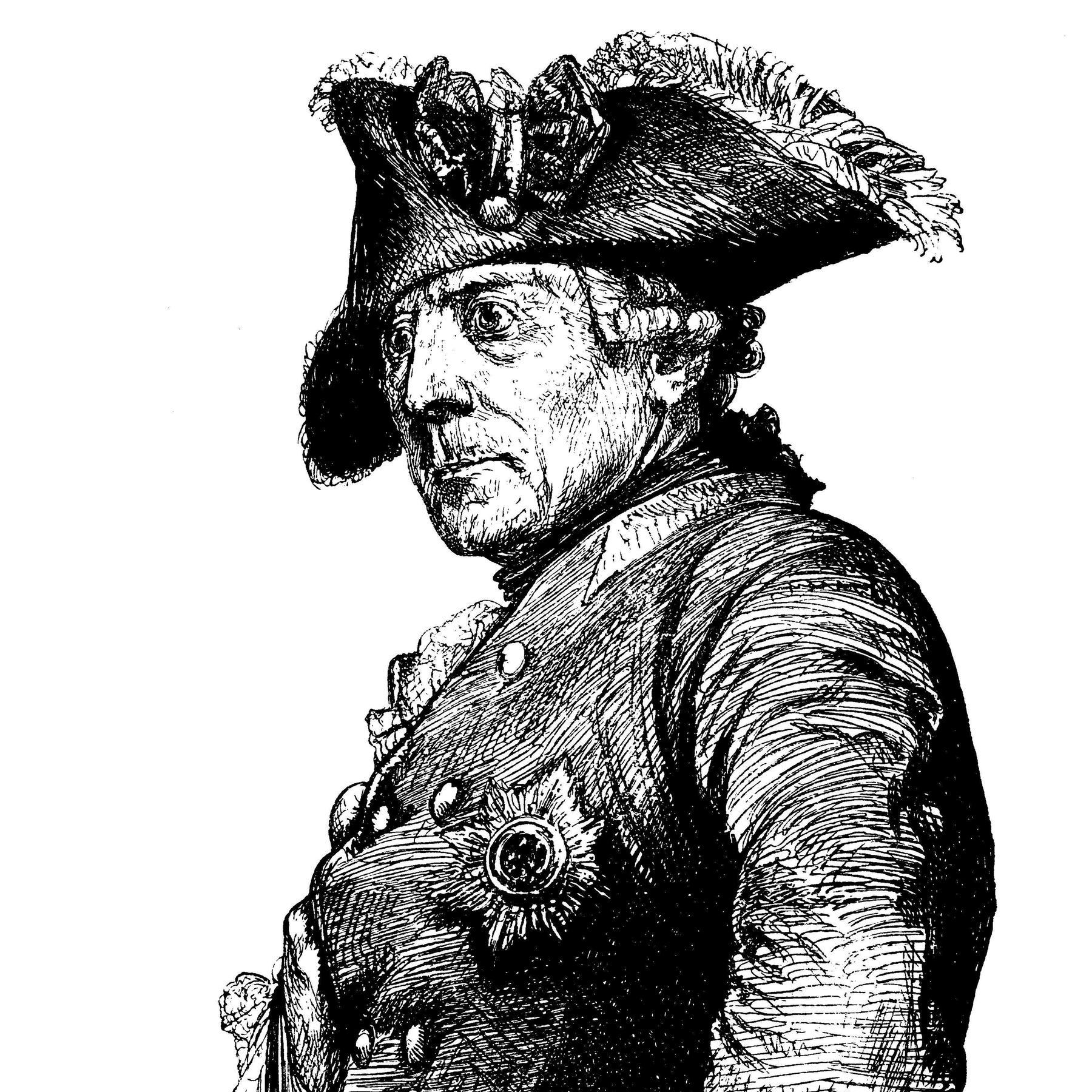 Friedrich der Große - der erste Diener seines Staates