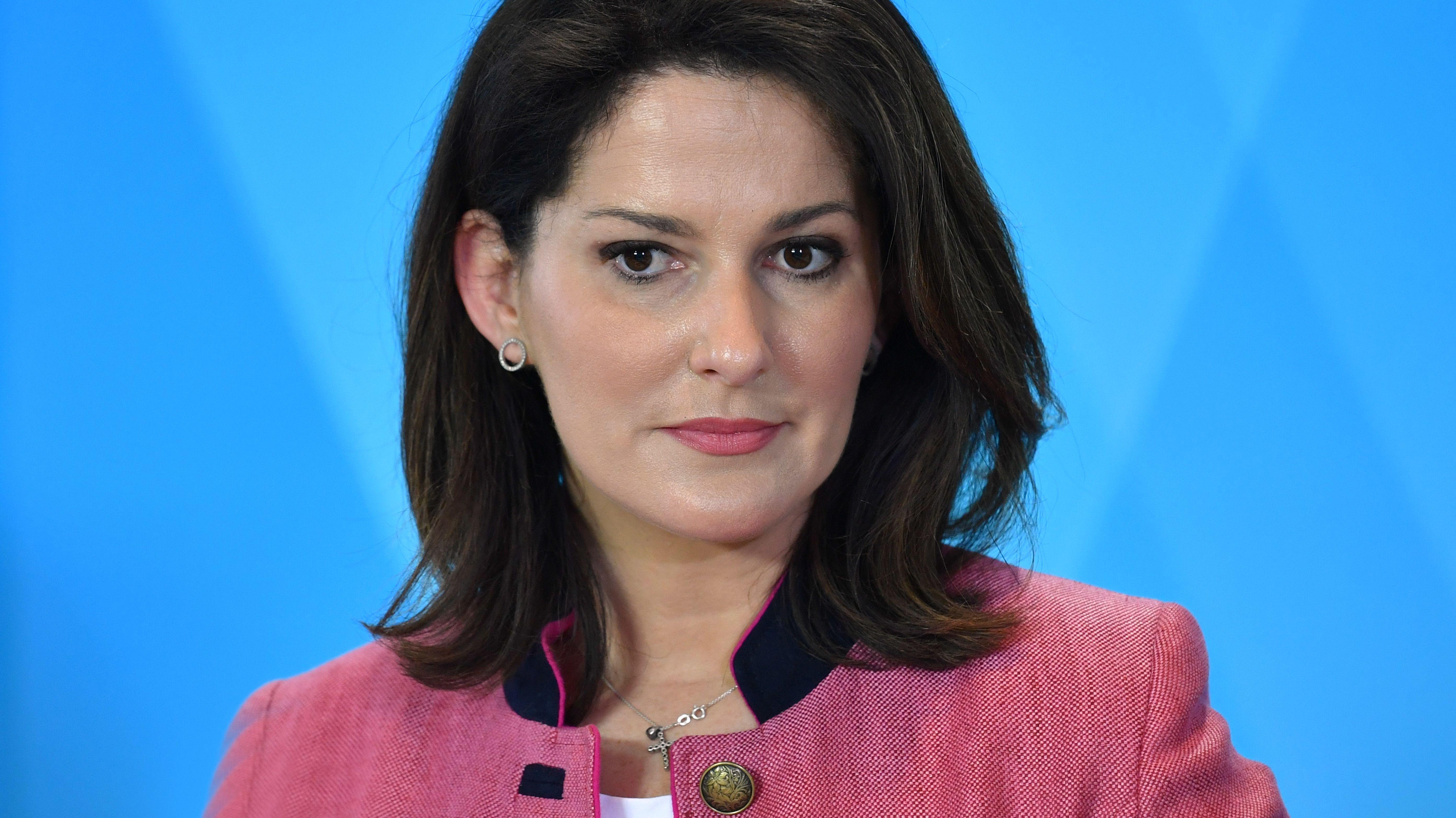 Landwirtschaftsministerin Michaela Kaniber
