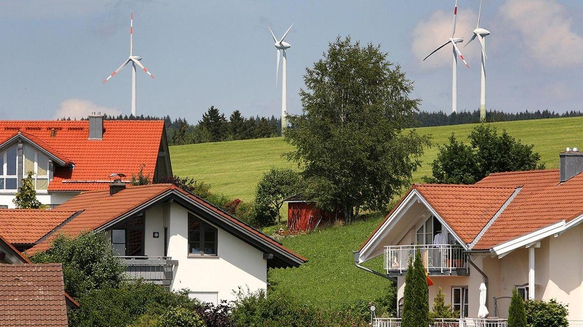 Windkraft: Experten fordern Abstandsregel