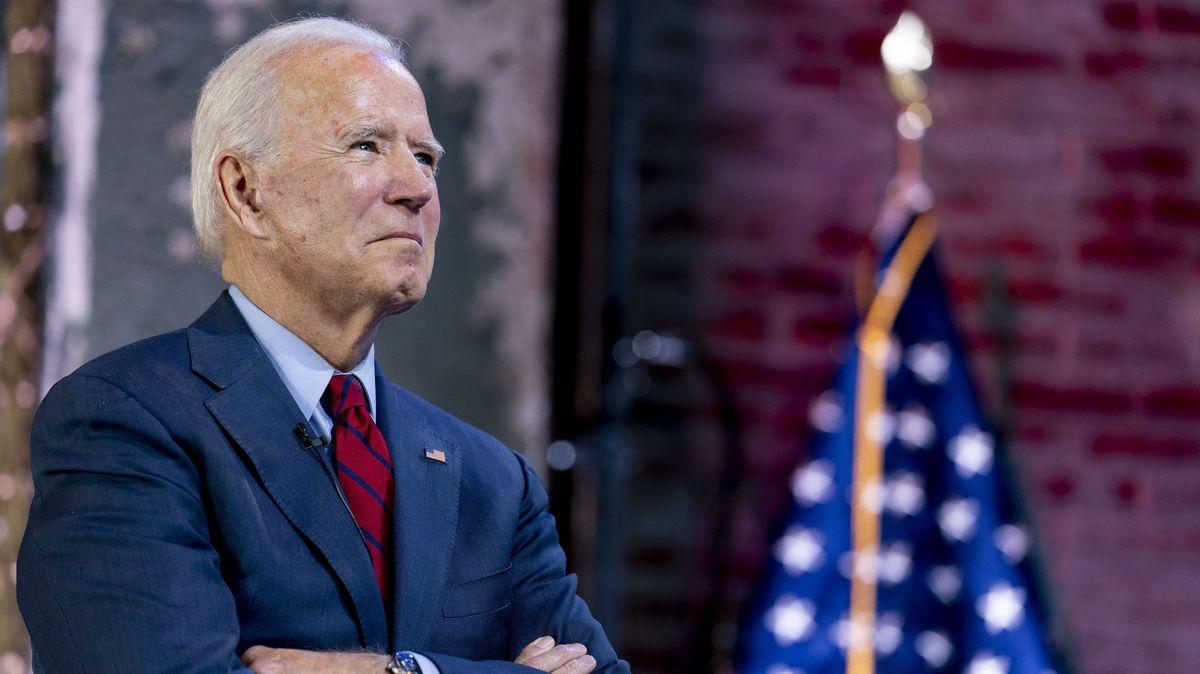 Joe Biden bei einem Event in Wilmington.