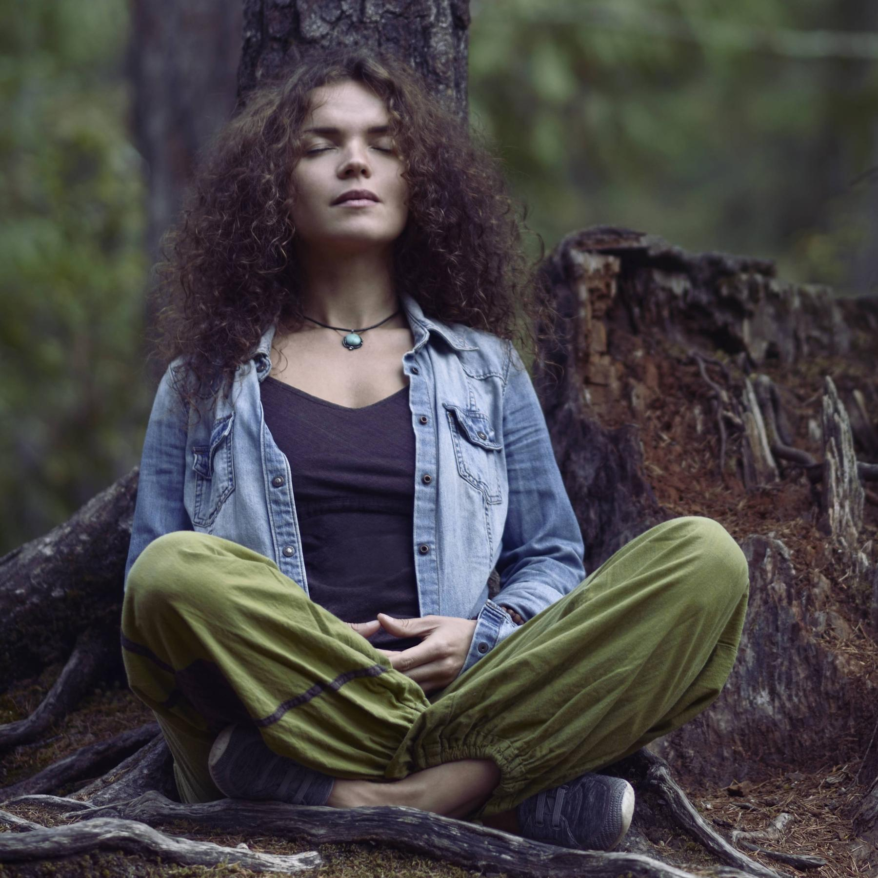 Meditation - Übung mit tiefem Sinn