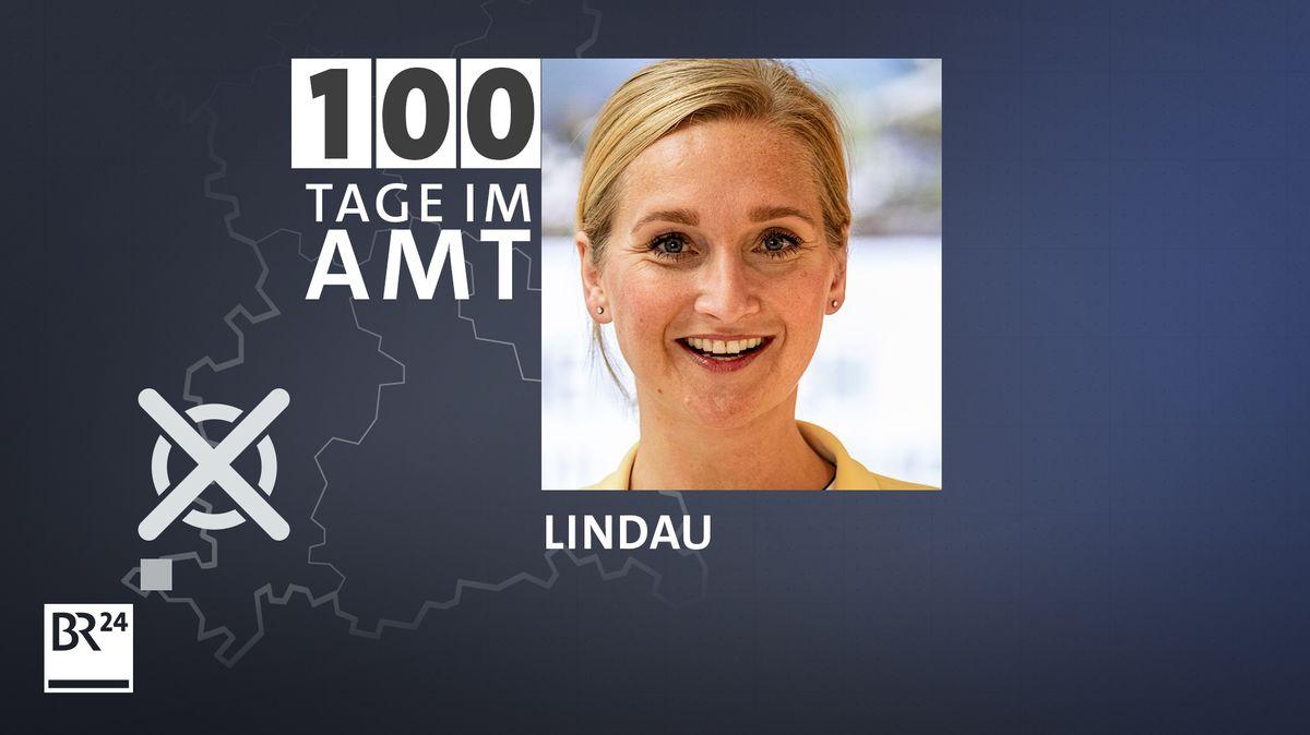 Claudia Alfons, Oberbürgermeisterin in Lindau