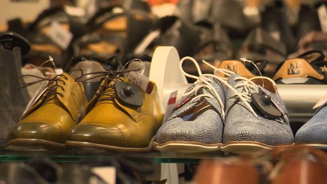 Schuhgeschäfte dürfen öffnen
