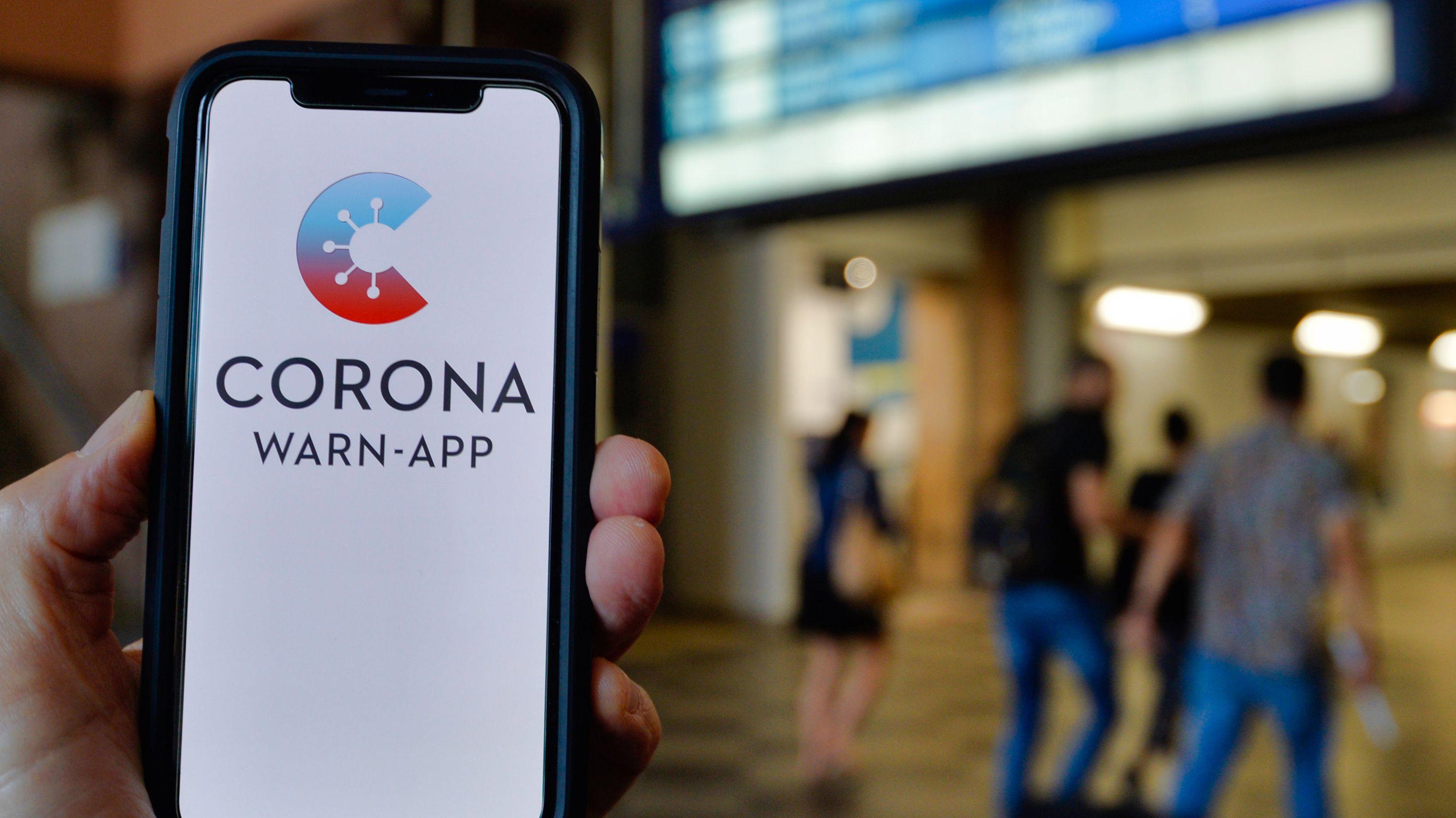 Corona-Warn-App: Überwiegend positive Zwischenbilanz