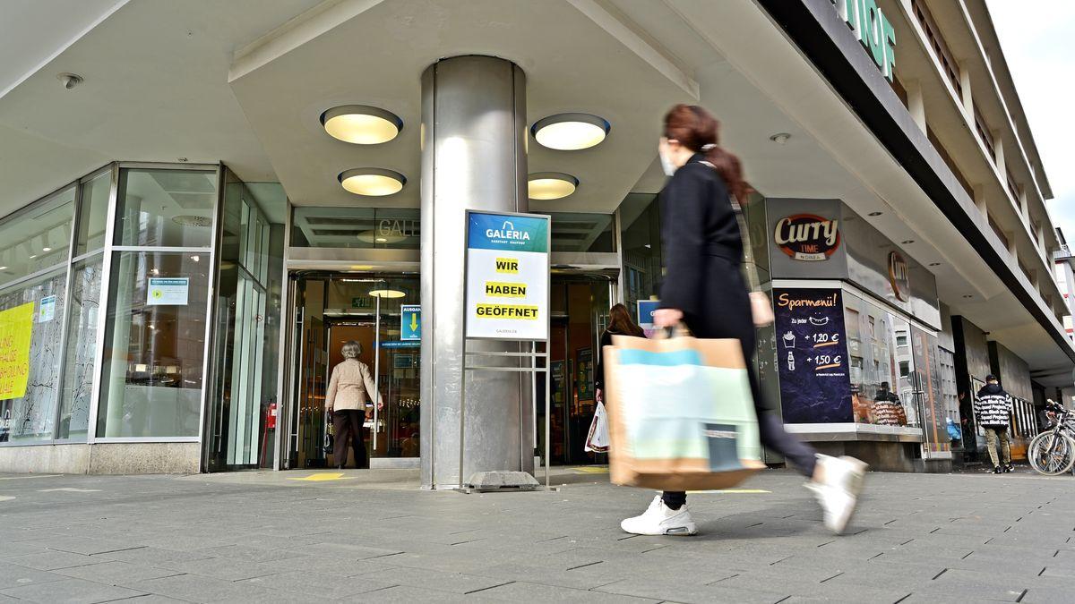 Pessimistische Verbraucher: Dritte Welle belastet Konsumklima
