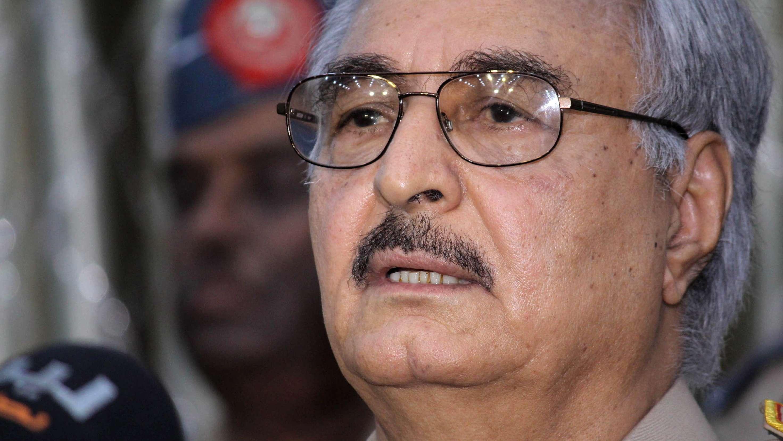 Libyscher General Haftar