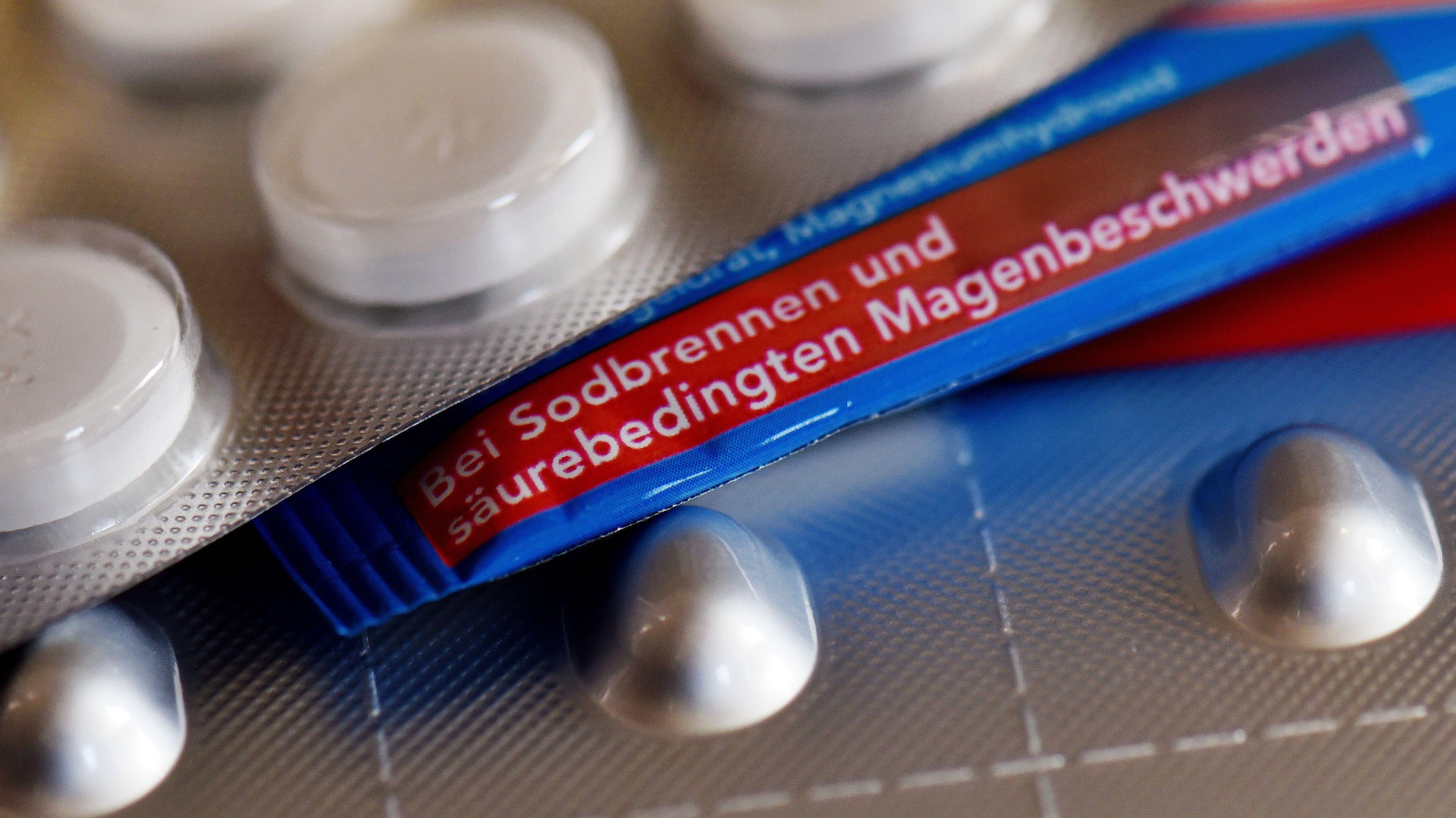 Medikamente bei Sodbrennen, Aufstoßen oder Magenbeschwerden sind nicht harmlos.