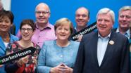 CDU-Spitze berät über den Hessen-Wahlkampf | Bild:dpa-Bildfunk