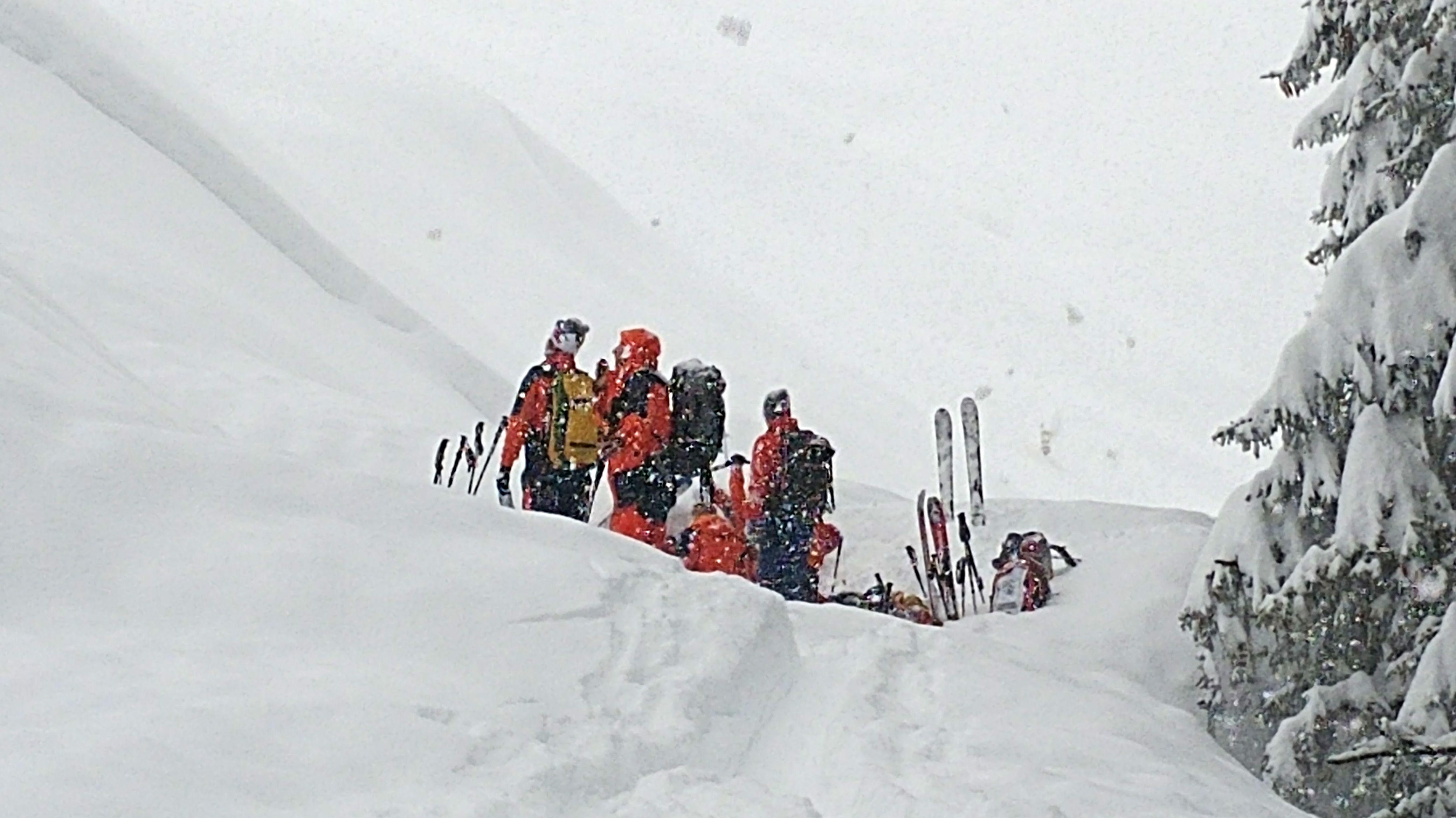 Bergrettung in Österreich (Symbolbild)