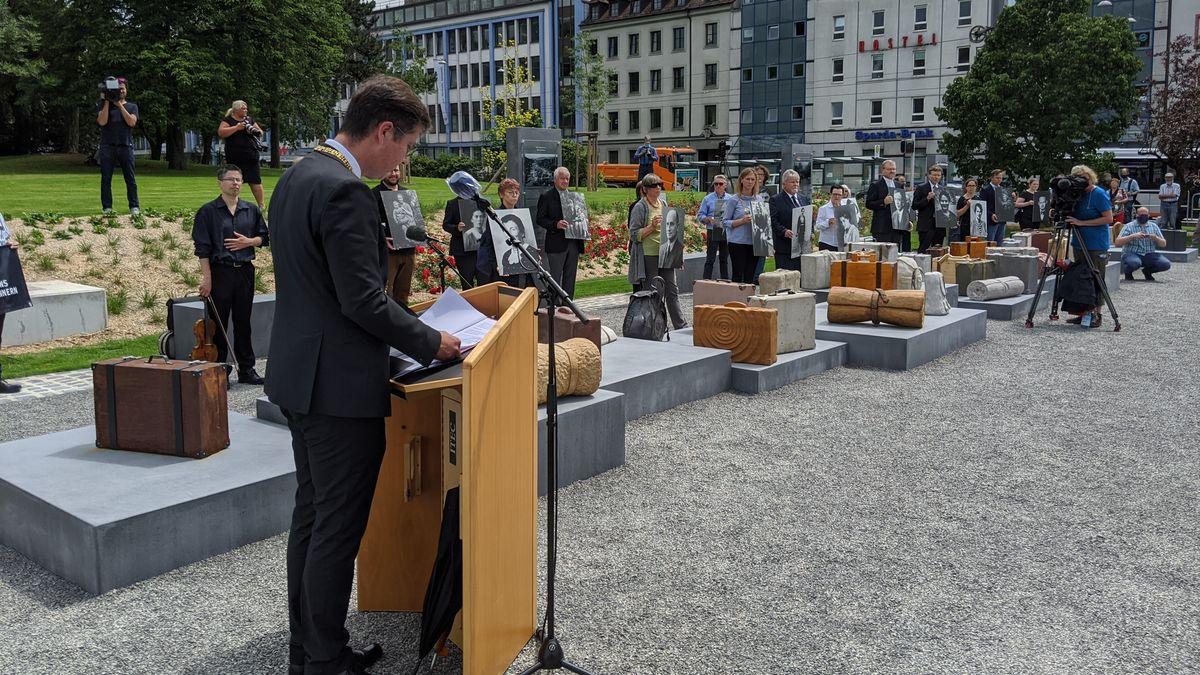 Eröffnungsrede des Würzburger Oberbürgermeisters