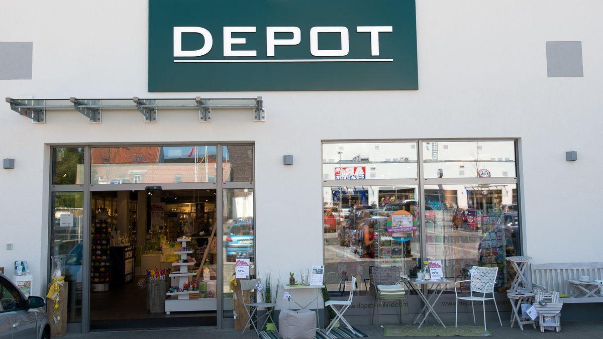 Depot-Filiale (Symbolbild)