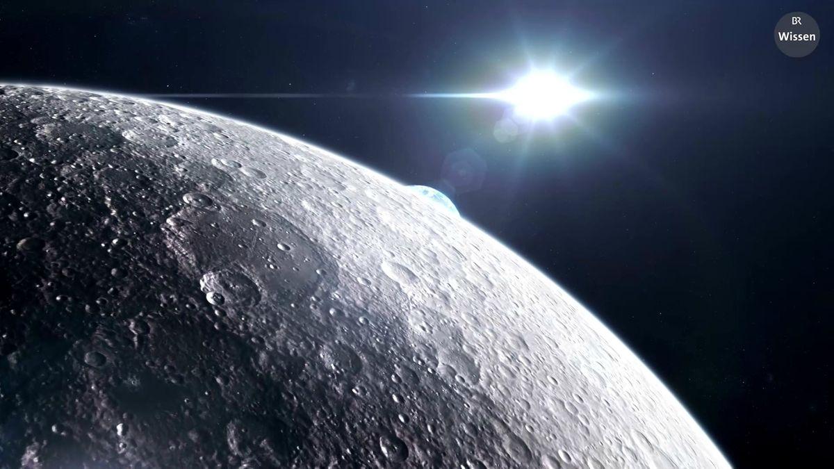 China will Ende November mit seiner Mission Chang'e 5 zum Mond und wieder zurückfliegen.