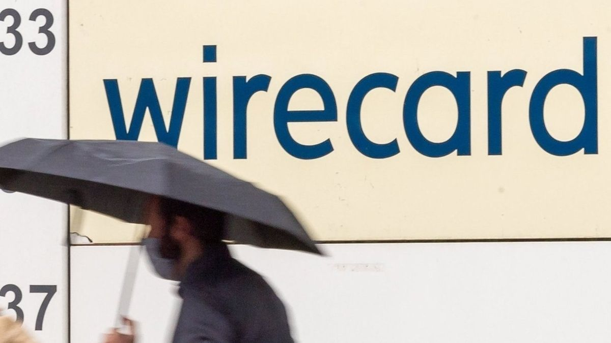 Wirecardschriftzug