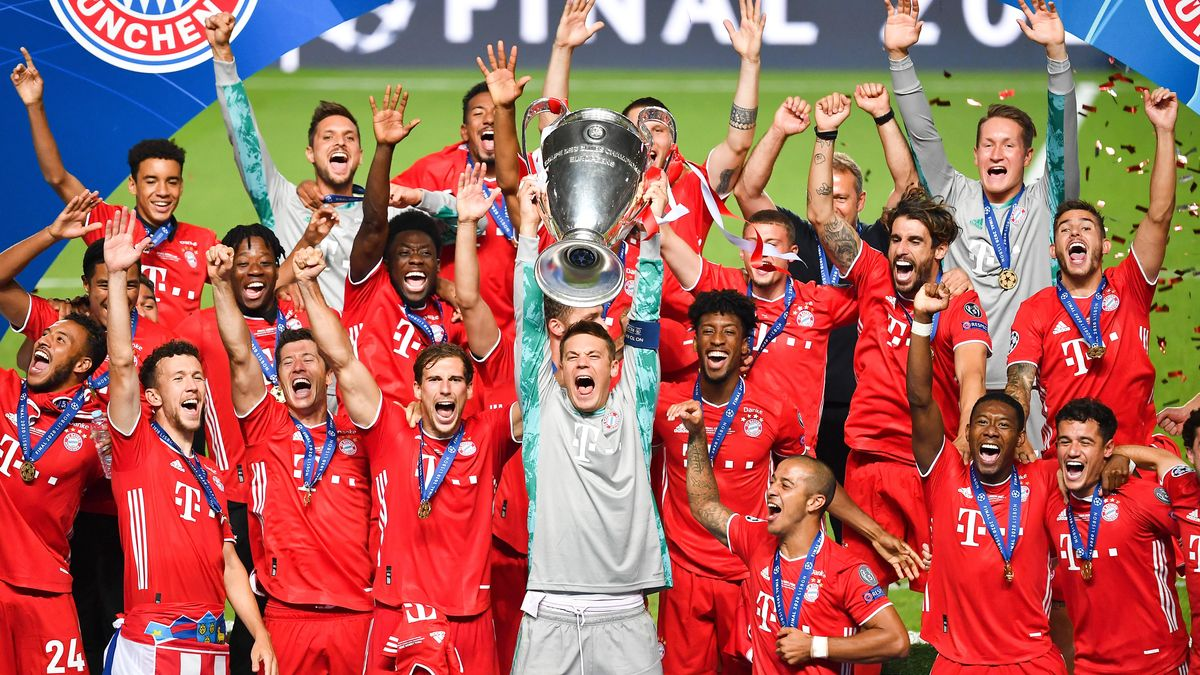 Der deutsche Rekordmeister schlägt das Millionen-Ensemble von Paris St. Germain mit 1:0 und bejubelt das Triple.