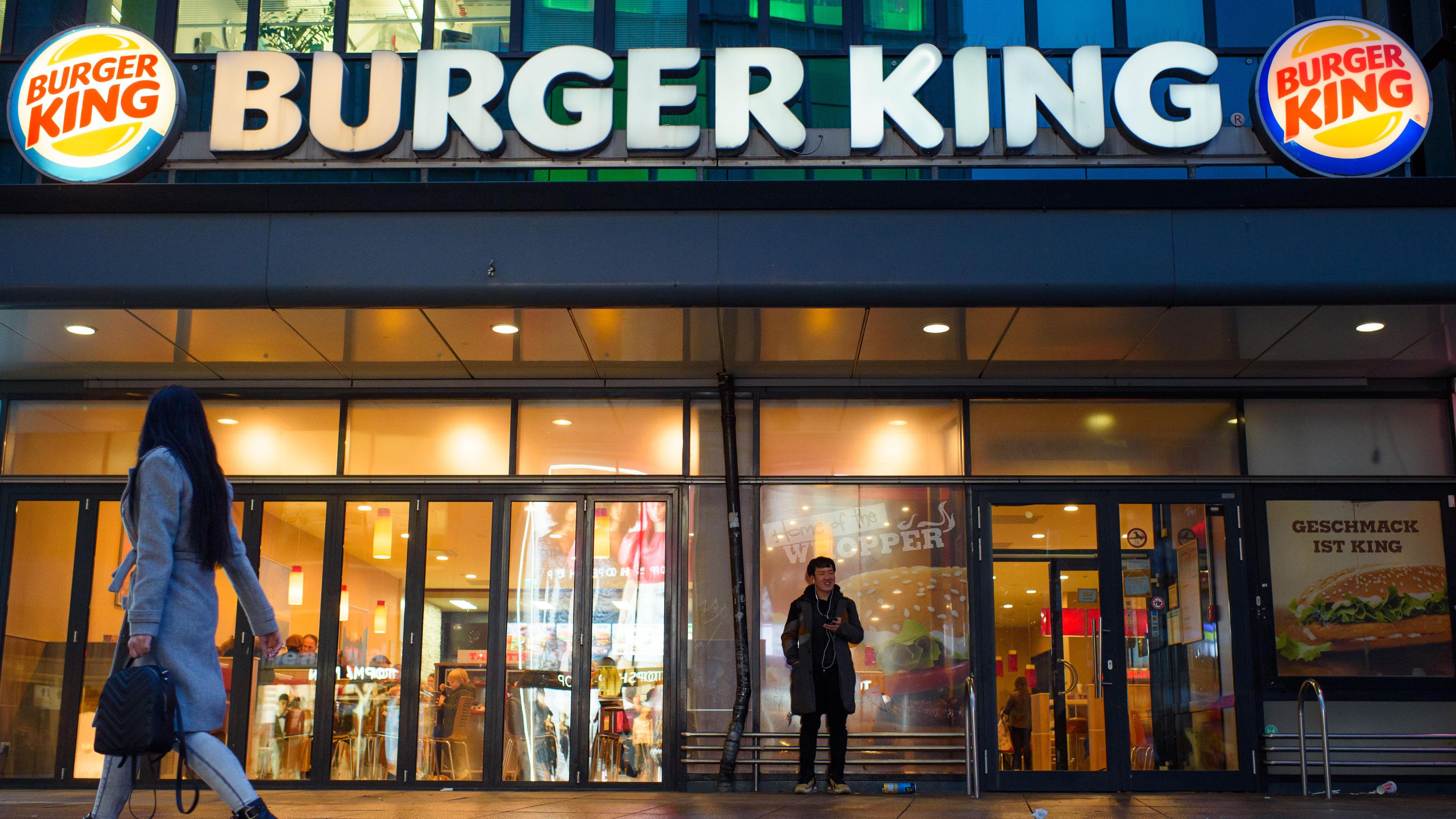 Burger King-Filiale in Berlin