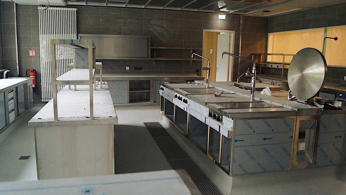 Neues Berufsbildungszentrum (BBZ) Münnerstadt