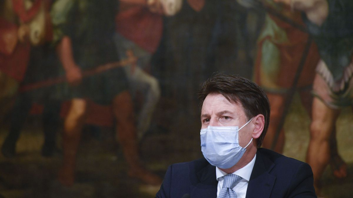 Italien erneut im Ausnahmezustand wegen Corona