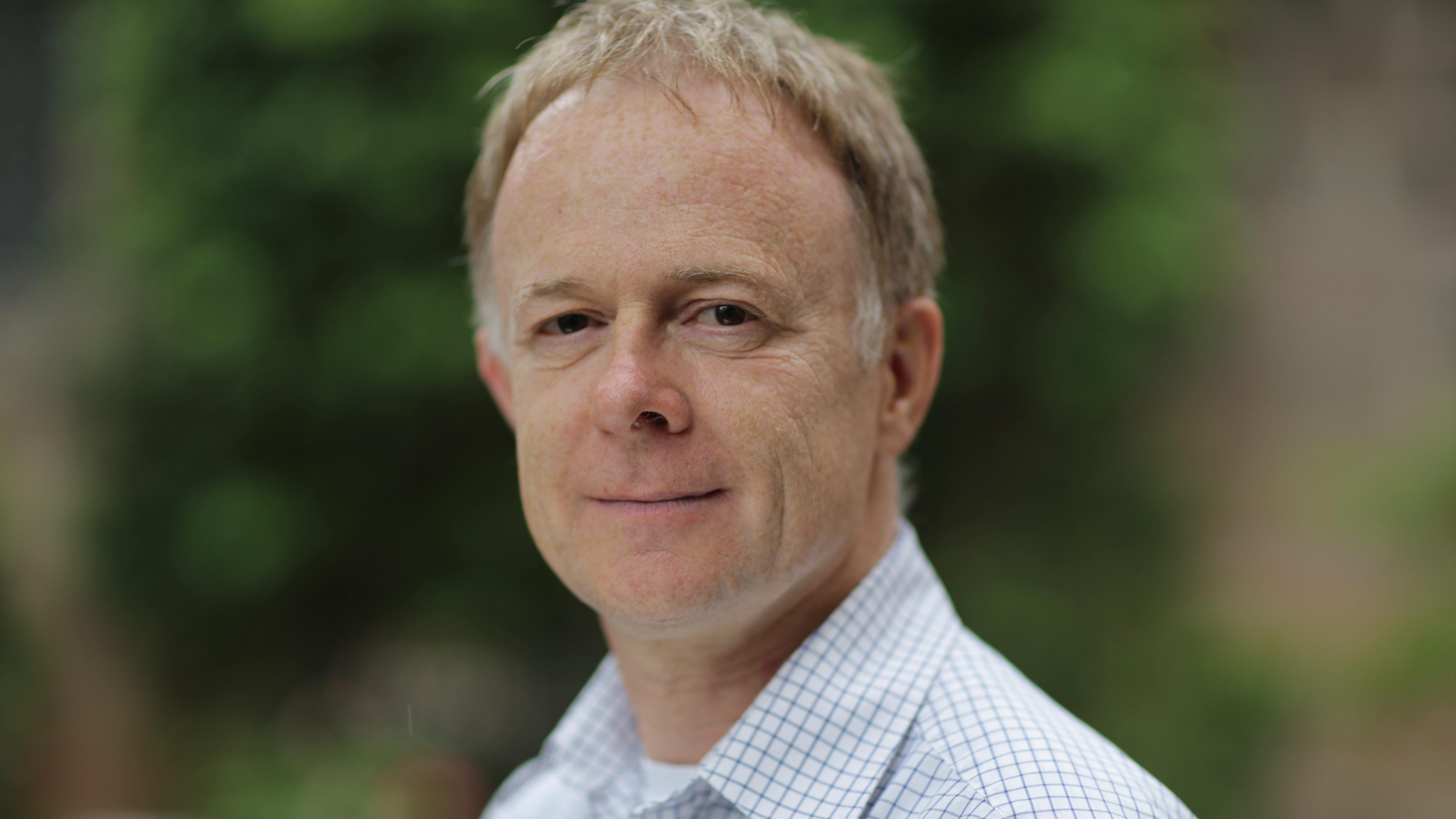 Kampagnen-Mitbegründer Jesuitenpater Jörg Alt