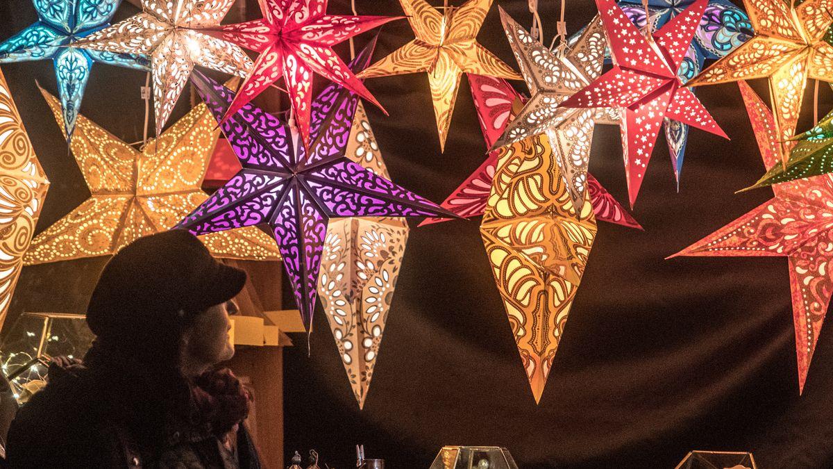 Weihnachtsmarkt Thurn und Taxis, Adventsmarkt, Regensburg.