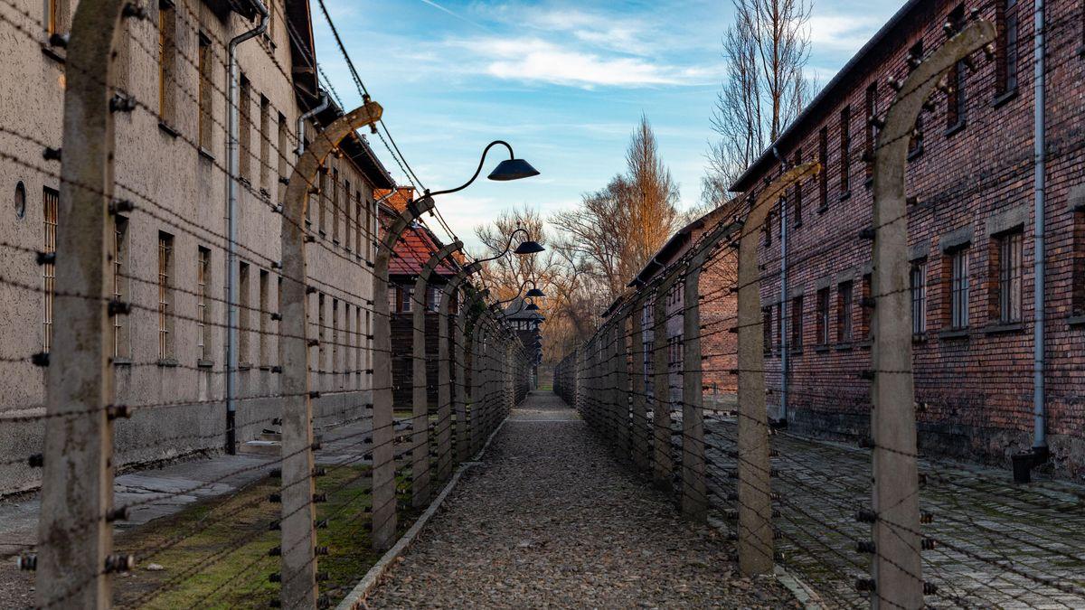 Die Auseinandersetzung mit der Geschichte im Nationalsozialismus passiert häufig an Gedenkstätten wie dem ehemaligen KZ Auschwitz.