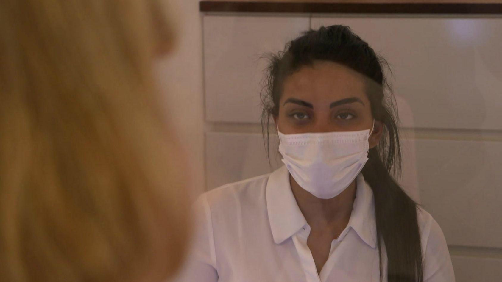 Die Maskenpflicht ist für viele Gehörlose eine Katastrophe.