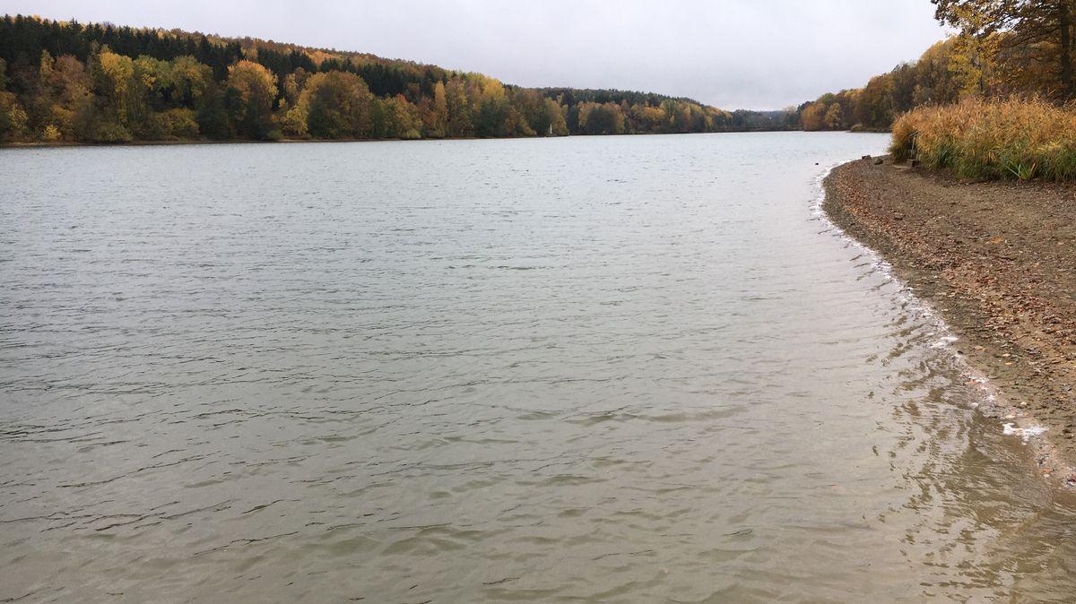 Ellertshäuser See im Landkreis Schweinfurt
