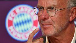 Karl-Heinz Rummenigge   Bild:picture-alliance/dpa