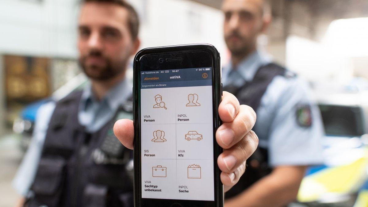 Polizeidatenbank