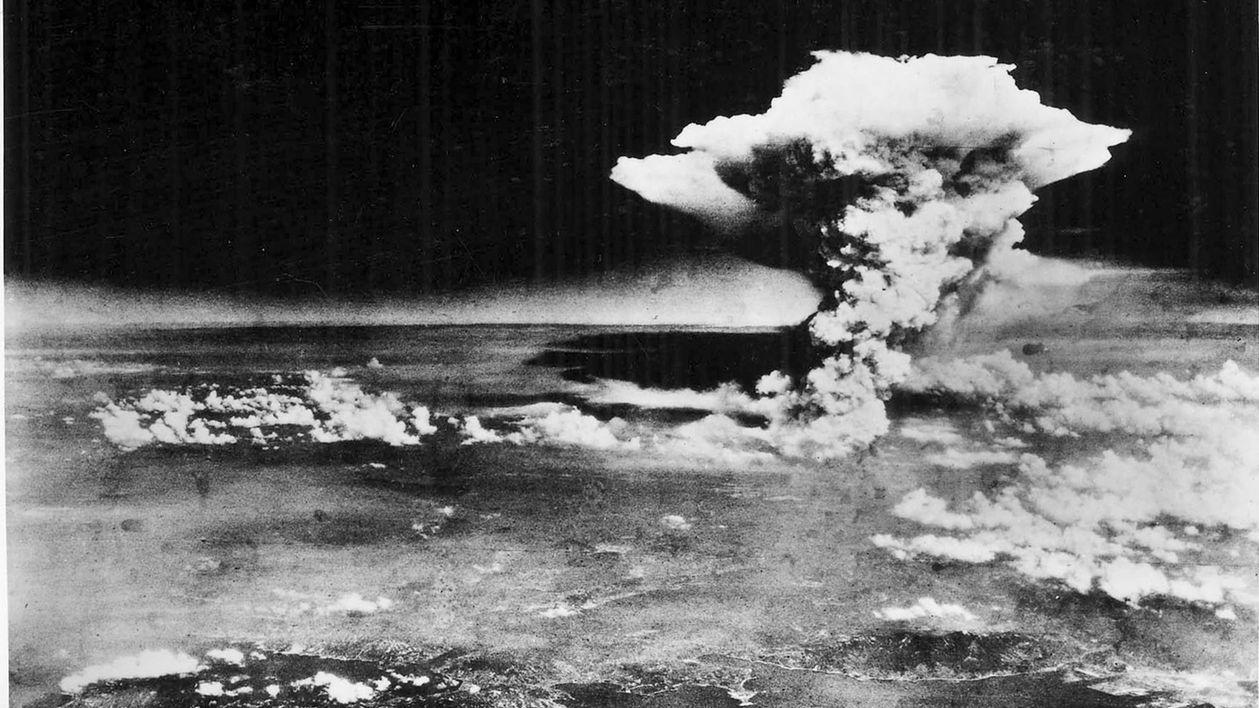 Jahrestag Hiroshima