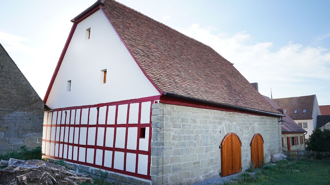 Scheunengebäude in Buchheim