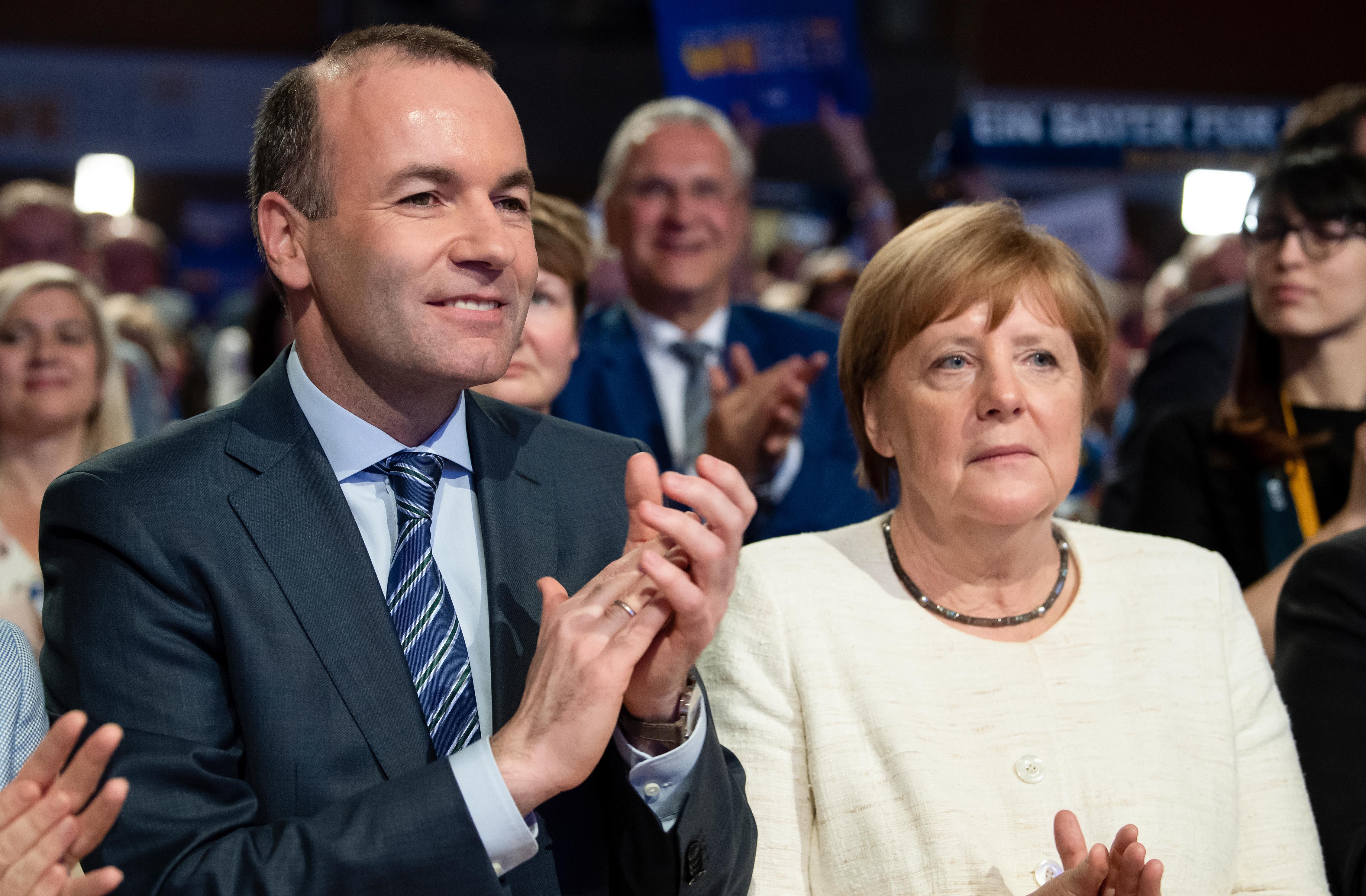 Tusk schlägt von der Leyen vor — EU-Kommissionspräsidentin