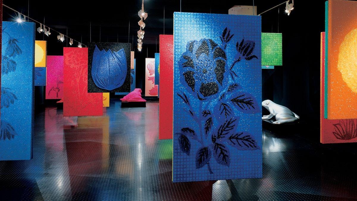 Die Ausstellung zeigt unter anderem 13 Bühnenbildmodelle verschiedener Opern, die Rosalie geschaffen hat.