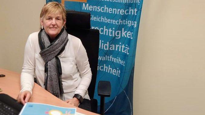 Helga Forster, Gleichstellungsbeauftragte des Landkreises Schwandorf
