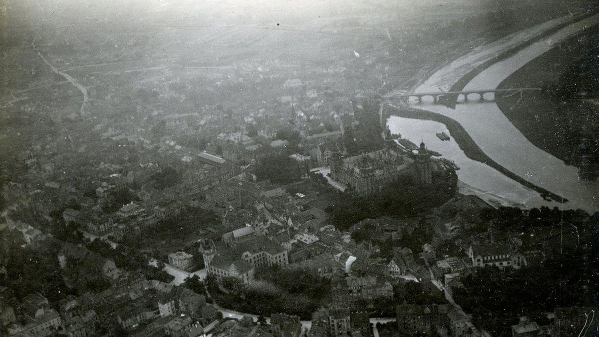 Aschaffenburg in den 1910er Jahren