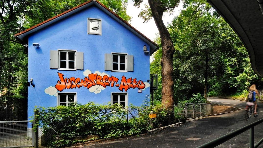 Der Jugendtreff Akku in München