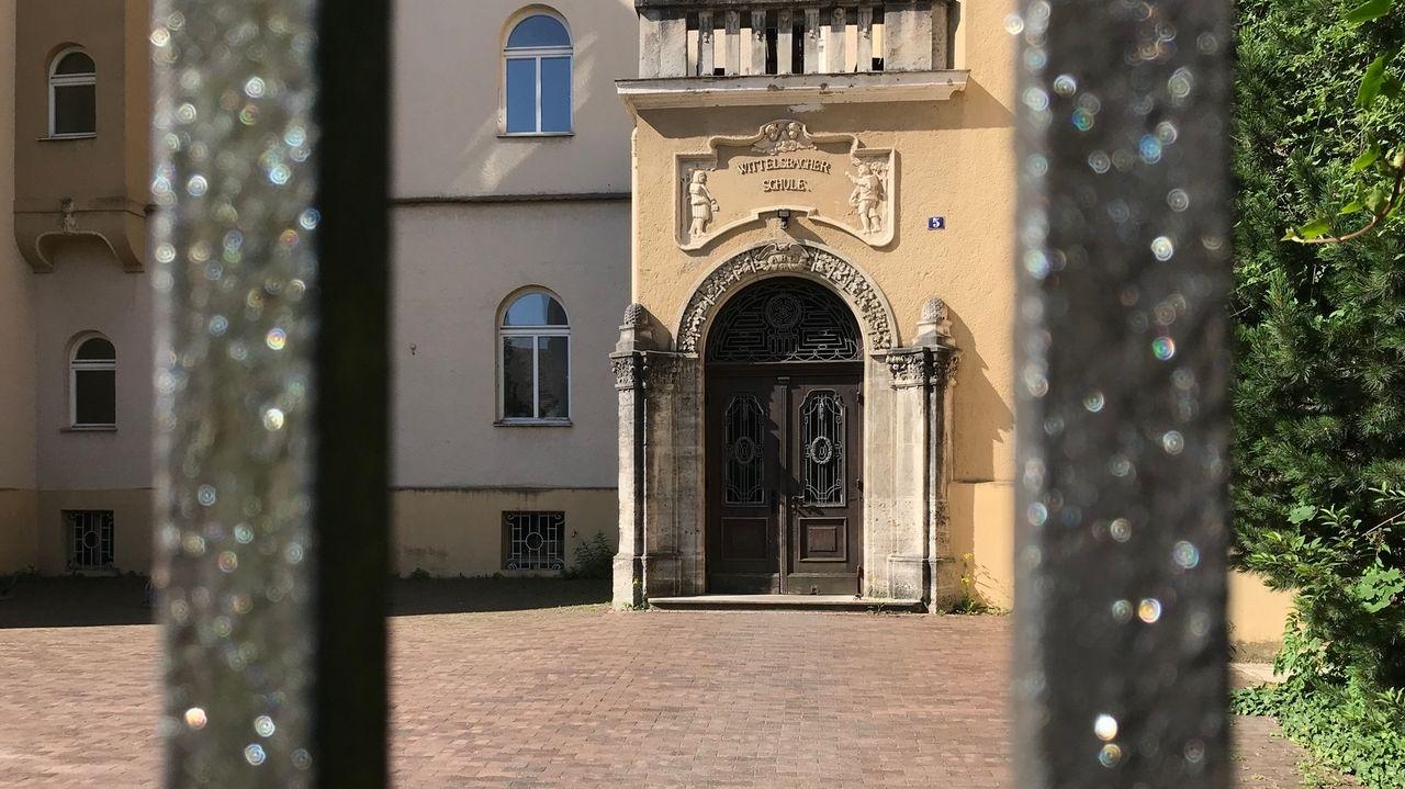 Der Tatort: Die Wittelsbacher Schule Augsburg