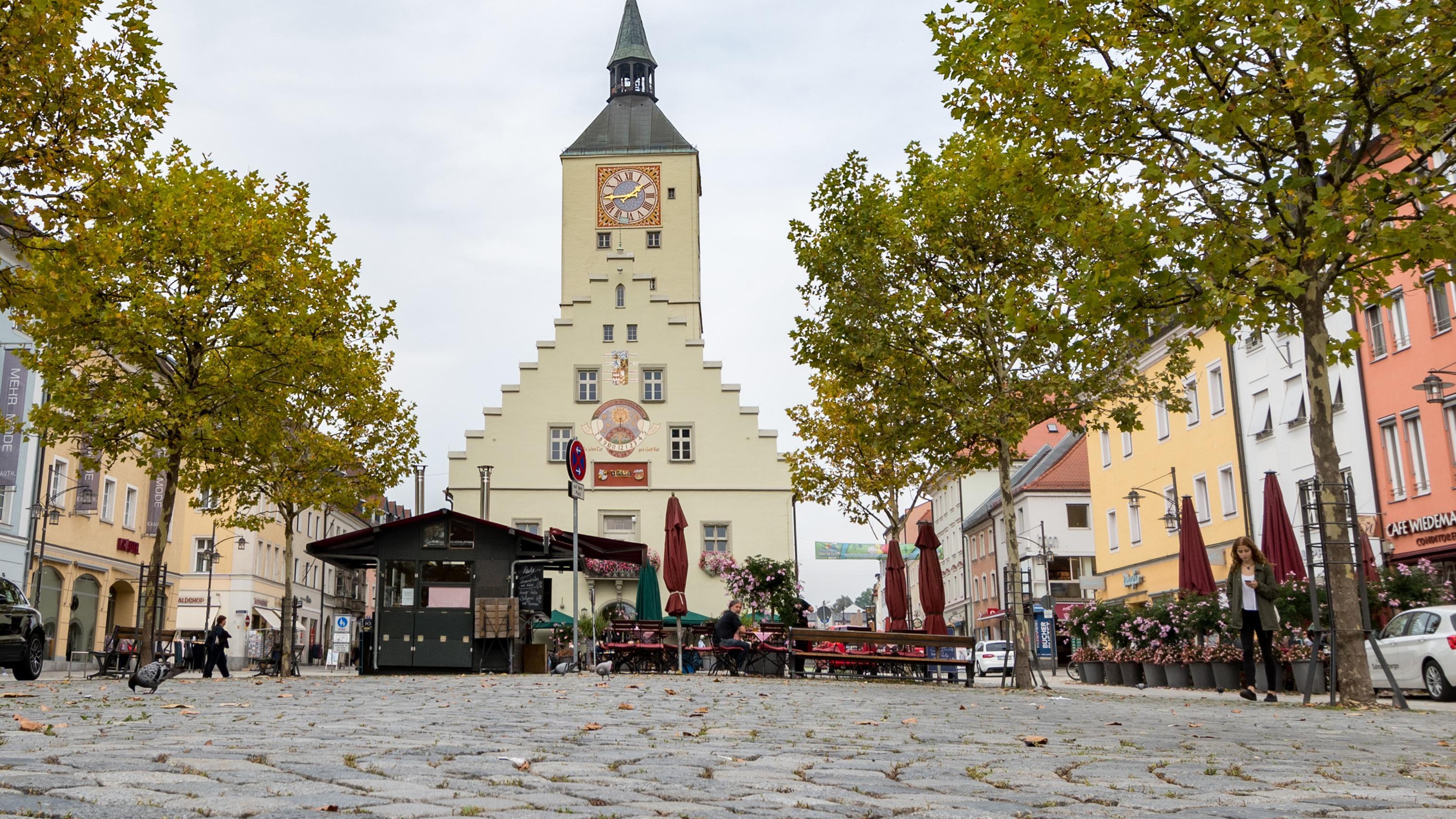 Deggendorfer Altstadt