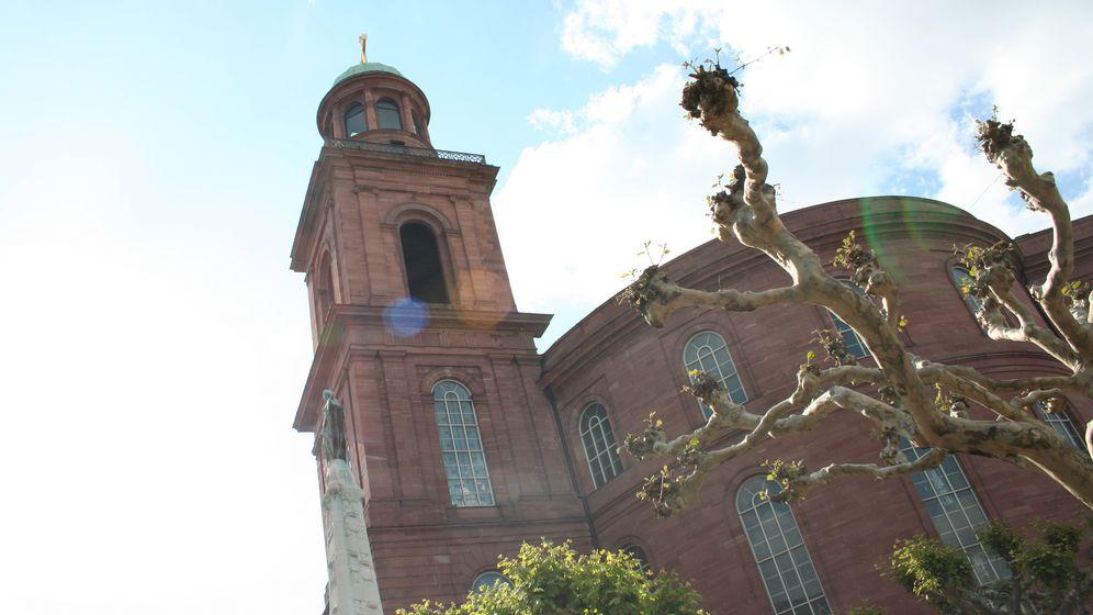 Paulskirche in Frankfurt | Bild:BR