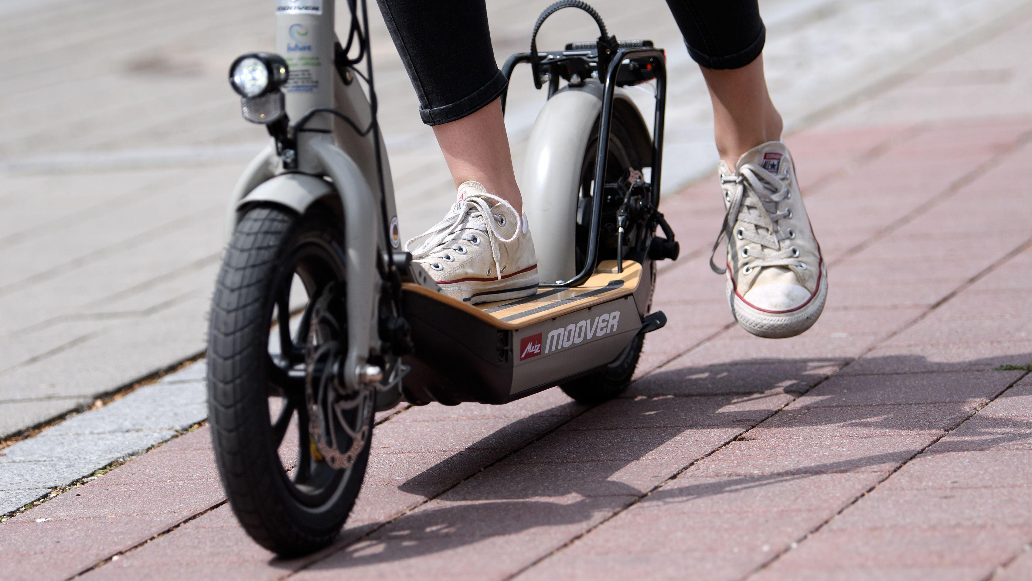 E-Scooter (Symbolbild)