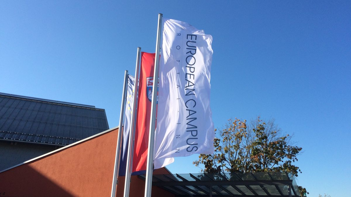 Der European Campus Rottal-Inn in Pfarrkirchen - ein Ableger der Technischen Hochschule Deggendorf