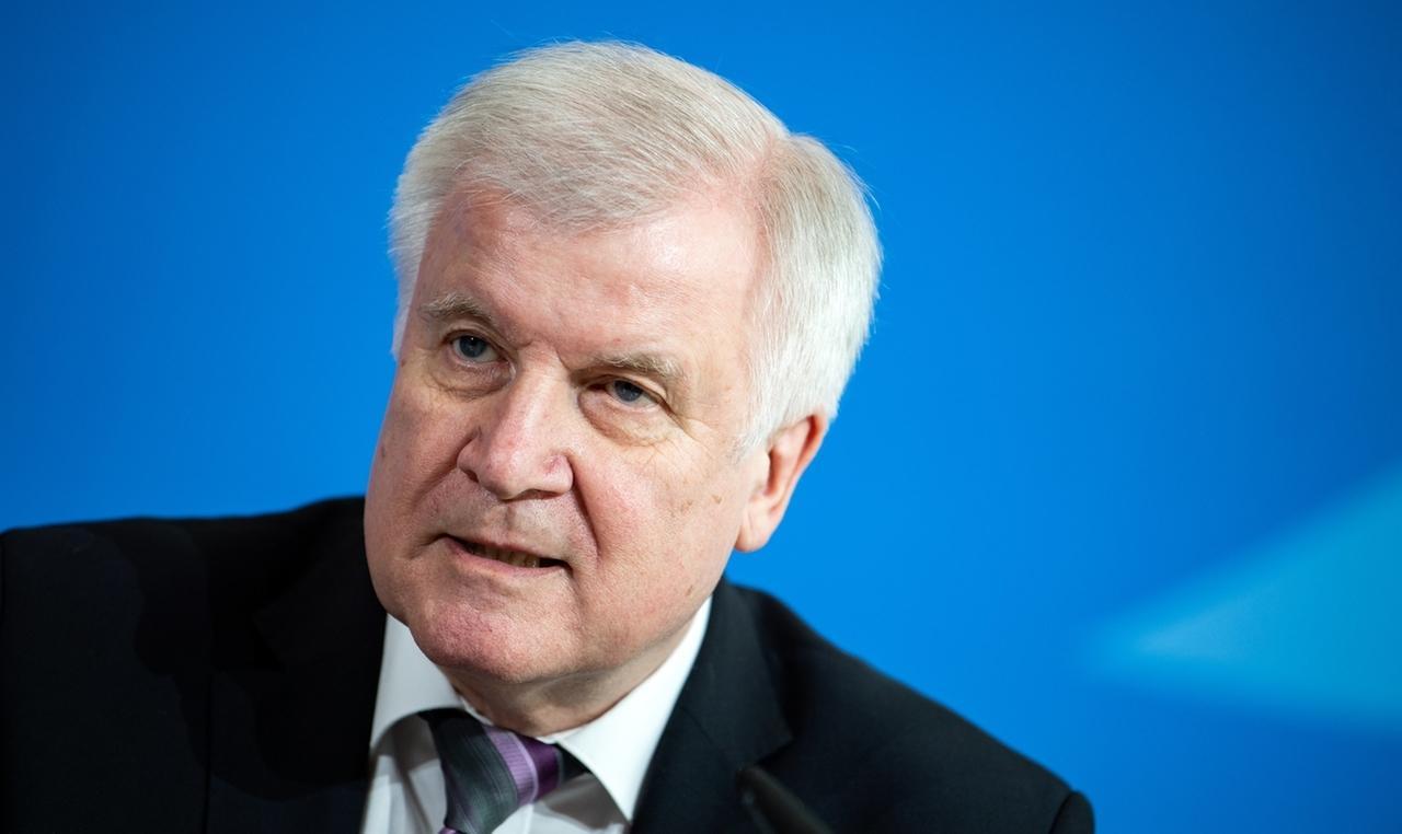 Berlin: Horst Seehofer (CSU), Bundesminister für Inneres, Heimat und Bau.