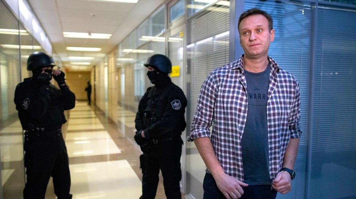 Gericht schränkt von Nawalnys gegründete Organisation ein