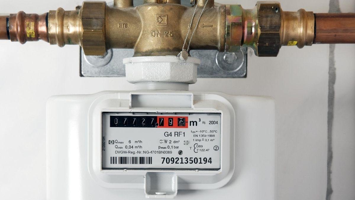 Symbolbild: Gaszähler