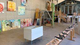 Ateliertage in Oberfranken   Bild:BR/ Nicole Schmitt