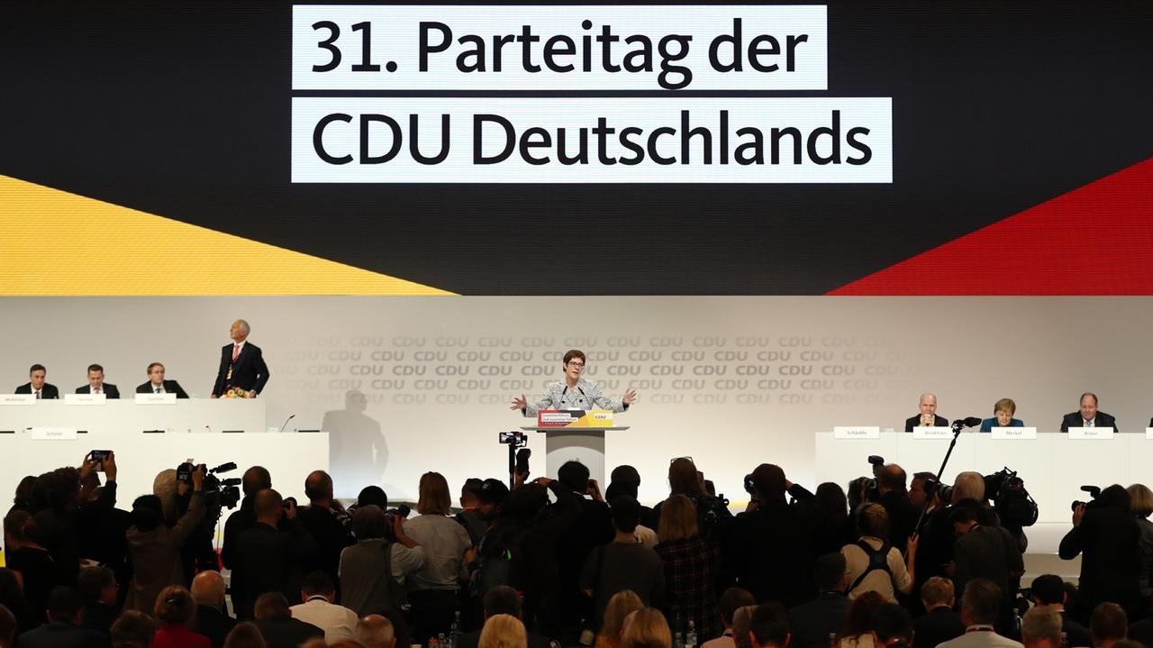 Hamburger CDU-Parteitag